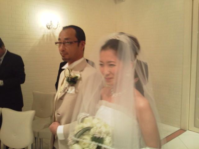 電撃結婚披露宴1